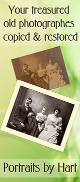Photo Restoration Service at Portraits by Hart, Lye, Stourbridge, West Midlands
