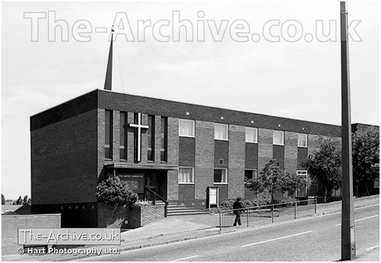 V278/01 The United Church Lye 1989