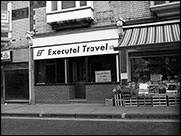 V310 High Street Lye Executel Travel 1981