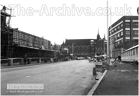 Wolverhampton City Centre Redevelopment 1967