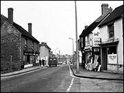 V64 Upper High Street Lye 1970