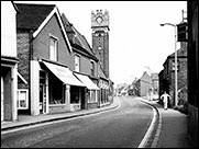 V71 Upper High Street Lye 1970
