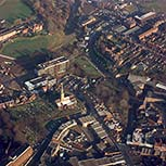 Aerial photographs of the Black Country